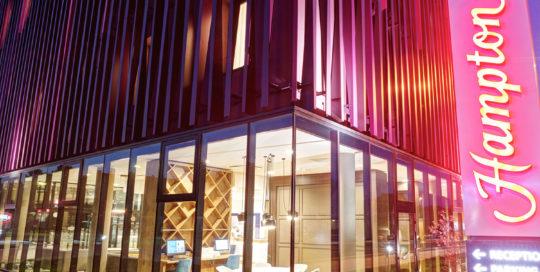 Hilton Hotel Aachen